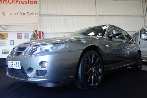 2006 MG ZT 260 non SE Immaculate condition 37'000 miles SOLD (picture 2 of 6)