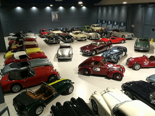 1954  TOTALLY RESTORED MG TF 1250  For Sale (picture 6 of 6)