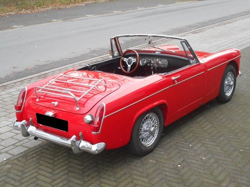 1964 MG MIDGET MK II For Sale (picture 2 of 6)