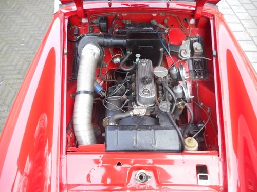 1964 MG MIDGET MK II For Sale (picture 5 of 6)