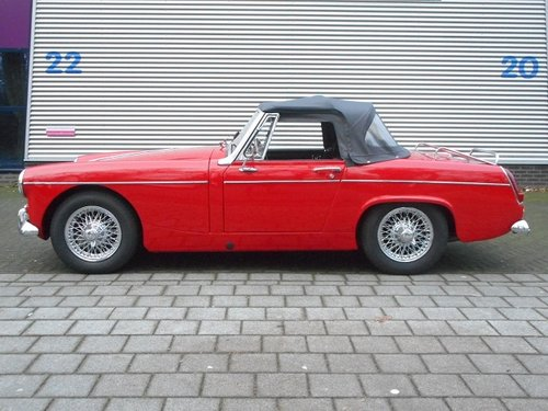 1964 MG MIDGET MK II For Sale (picture 6 of 6)