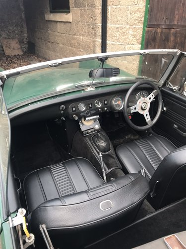 MG Midget 1974 For Sale (picture 4 of 6)