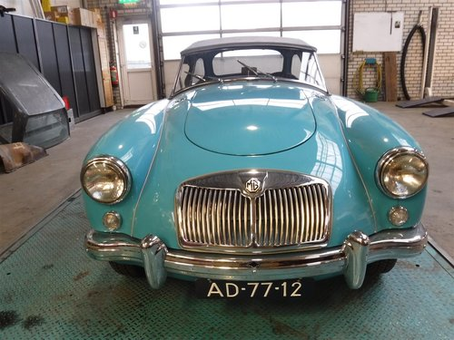 MG A Twin Cam 1959 For Sale (picture 1 of 6)