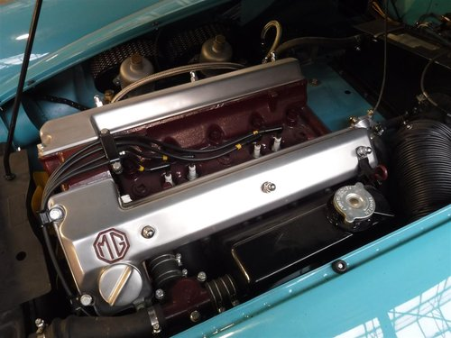 MG A Twin Cam 1959 For Sale (picture 5 of 6)
