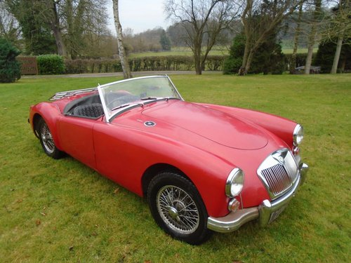 1959 MGA MK I  SOLD (picture 2 of 6)