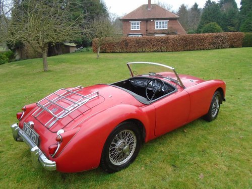 1959 MGA MK I  SOLD (picture 3 of 6)