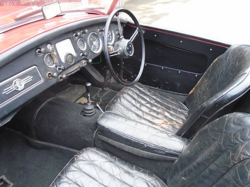 1959 MGA MK I  SOLD (picture 4 of 6)