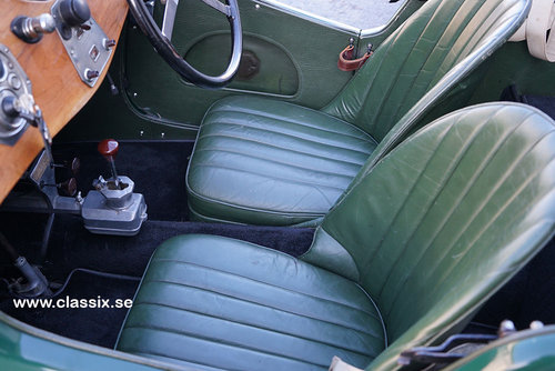 1934 MG PA Midget RHD For Sale (picture 4 of 6)