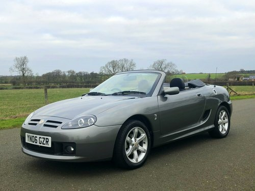 2006 MG TF 135 1.8i DOHC with Electric Pack SOLD (picture 1 of 6)