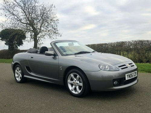 2006 MG TF 135 1.8i DOHC with Electric Pack SOLD (picture 3 of 6)