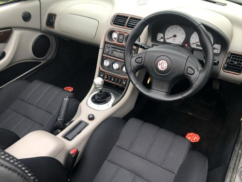 2006 MG TF 135 1.8i DOHC with Electric Pack SOLD (picture 5 of 6)