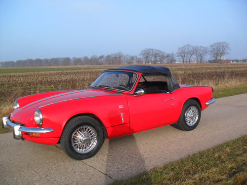 1972 MG Roadster '72 SOLD (picture 1 of 5)