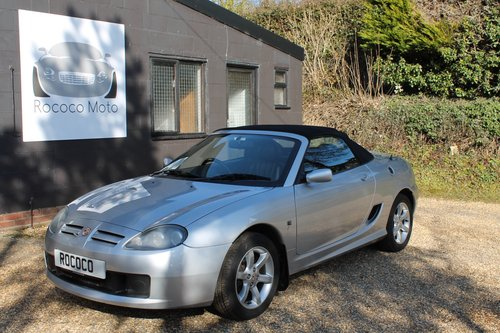 2004 MGTF 135, NEW CAMBELT, 49,000 MILES, 12 MONTHS MOT For Sale (picture 1 of 6)