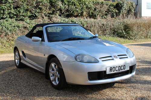 2004 MGTF 135, NEW CAMBELT, 49,000 MILES, 12 MONTHS MOT For Sale (picture 3 of 6)