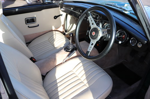 1969 MGC GT , Fully rebuilt, 5 IN STOCK For Sale (picture 3 of 6)