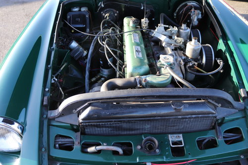 1969 MGC GT , Fully rebuilt, 5 IN STOCK For Sale (picture 5 of 6)