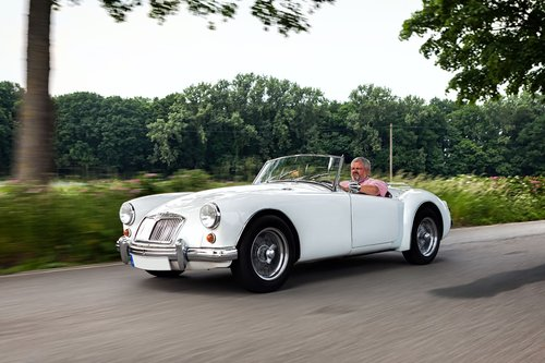 1960 MGA 1600 Roadster For Sale (picture 3 of 6)