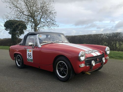 1972 MG Midget. Fast Road / Road Rally Specification SOLD (picture 3 of 6)
