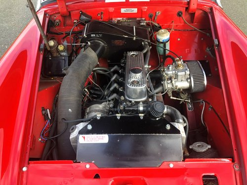 1972 MG Midget. Fast Road / Road Rally Specification SOLD (picture 6 of 6)