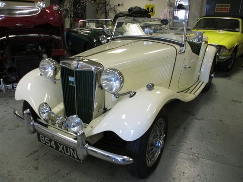 1953 MG TD Beautiful example For Sale (picture 3 of 6)
