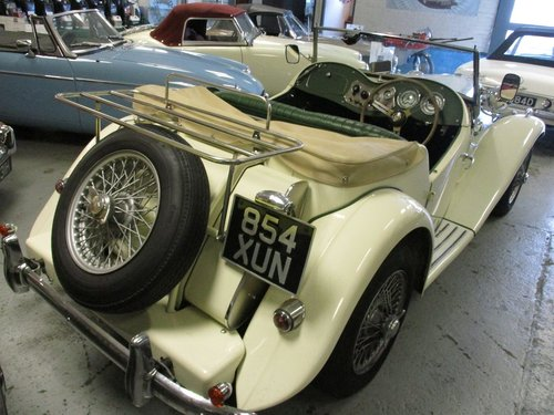 1953 MG TD Beautiful example For Sale (picture 6 of 6)