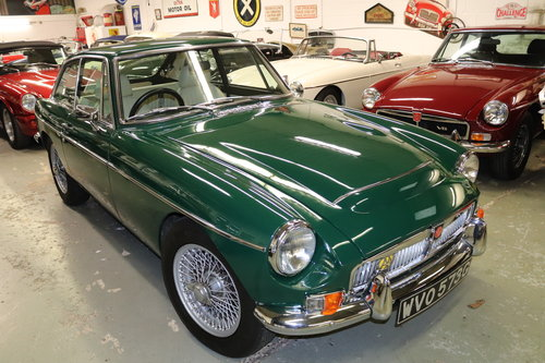 1969 MGC GT , Fully rebuilt, 5 IN STOCK For Sale (picture 6 of 6)