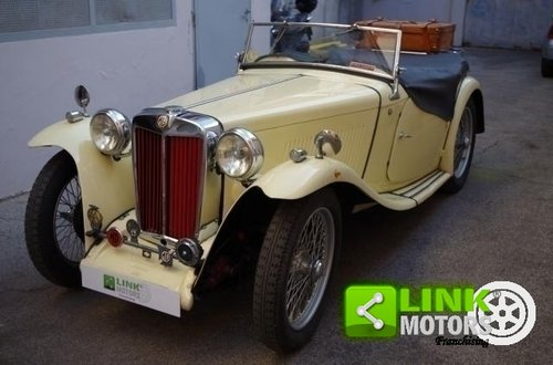 1967 MG T-Type TC del 1946 For Sale (picture 1 of 6)