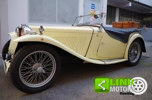 1967 MG T-Type TC del 1946 For Sale (picture 2 of 6)