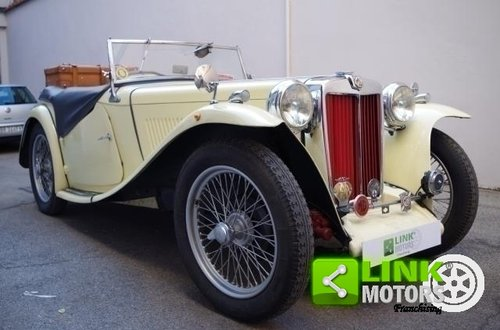 1967 MG T-Type TC del 1946 For Sale (picture 6 of 6)