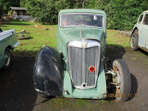 1950 MG YA - Restoration Project For Sale (picture 1 of 3)