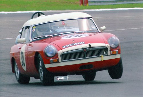 1965 MGB Racecar For Sale (picture 1 of 1)