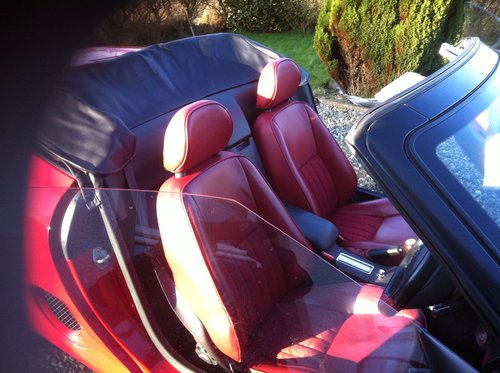 1998 mg  mgf sports For Sale (picture 4 of 6)