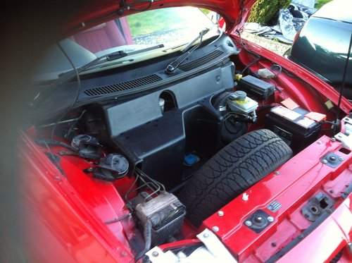 1998 mg  mgf sports For Sale (picture 5 of 6)