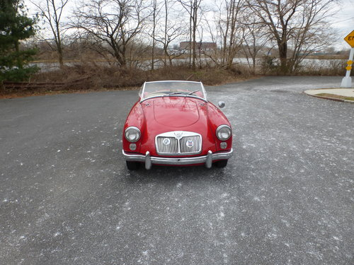 1962 MG A MK-II Older Restoration Nice Driver - For Sale (picture 2 of 6)
