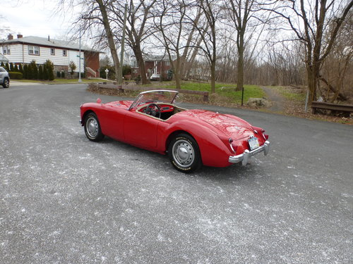 1962 MG A MK-II Older Restoration Nice Driver - For Sale (picture 4 of 6)