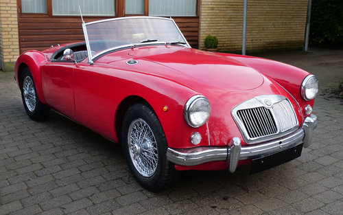 MGA Roadster 1958 For Sale (picture 1 of 6)