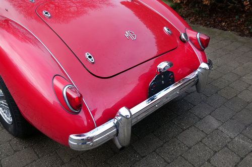 MGA Roadster 1958 For Sale (picture 3 of 6)