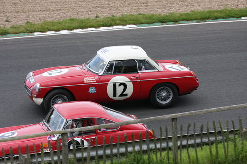 1964 FIA MGB Race Car For Sale (picture 3 of 5)