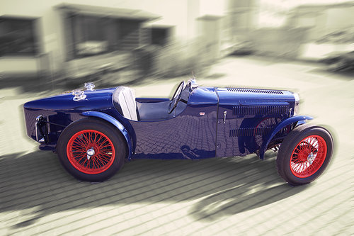 1937 MG Special TA For Sale (picture 6 of 6)