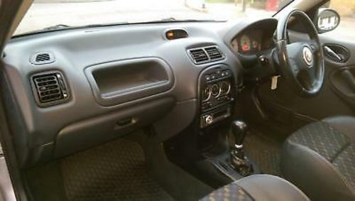 2003 MG ZR 1.8 120 Stepspeed + For Sale (picture 4 of 6)