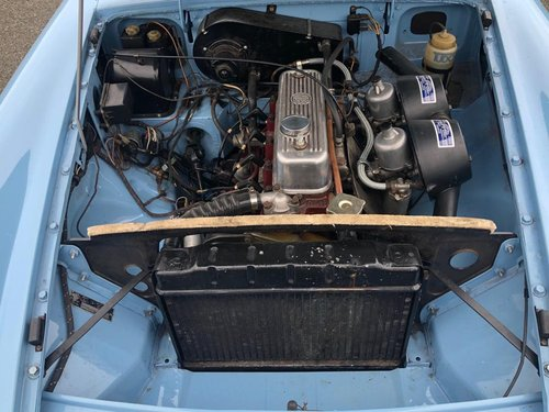 1964 MGB Roadster MK I Pull with Overdrive SOLD (picture 6 of 6)