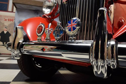 1951 MG TD Roadster For Sale (picture 3 of 6)