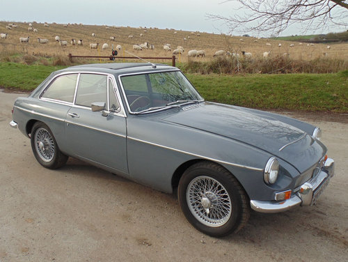 1968 MG C GT For Sale (picture 2 of 6)