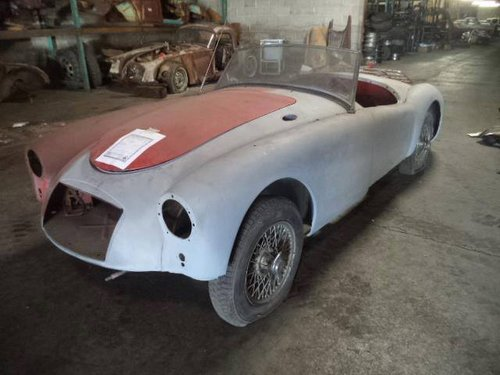 1960 MGA Roadster $3500 USD For Sale (picture 1 of 6)