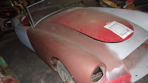 1960 MGA Roadster $3500 USD For Sale (picture 3 of 6)