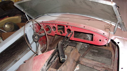 1960 MGA Roadster $3500 USD For Sale (picture 4 of 6)