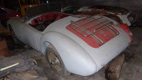 1960 MGA Roadster For Sale (picture 5 of 6)
