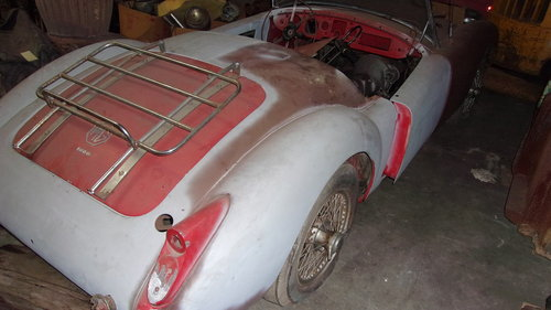1960 MGA Roadster $3500 USD For Sale (picture 6 of 6)