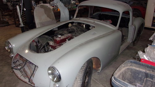 1962 MGA MK II Coupe $9500 USD For Sale (picture 1 of 6)