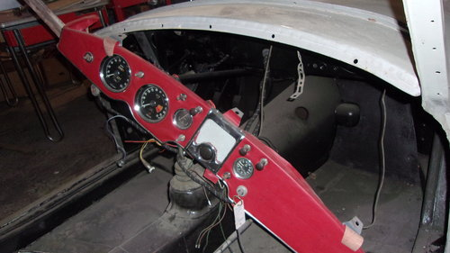 1962 MGA MK II Coupe $9500 USD For Sale (picture 4 of 6)
